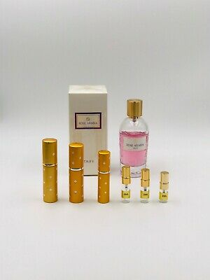 Widian Rose Arabia TAIFI EDP Parfum 2ml 3ml 4ml 5ml 10ml Spray samples NICHE