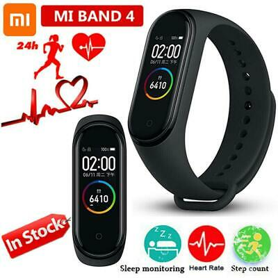 Xiaomi Mi Band 4 Heart Rate Smart Watch Wristband Fitness Global Version