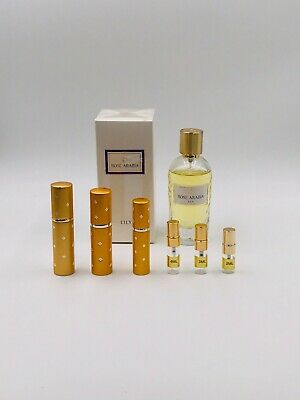 Widian Rose Arabia LILY EDP Parfum 2ml 3ml 4ml 5ml 10ml Spray samples NICHE