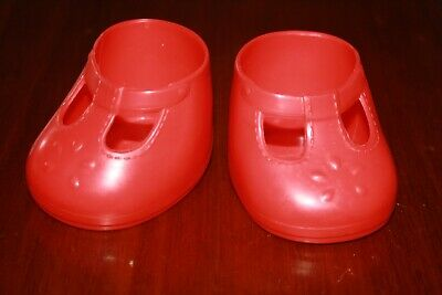 My Child Shoes - Mary Jane's Red shoes will fit Cabbage Patch Kids