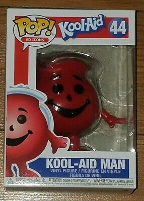 Funko Pop Ad Icons #44 Kool-Aid Man In Hand Now