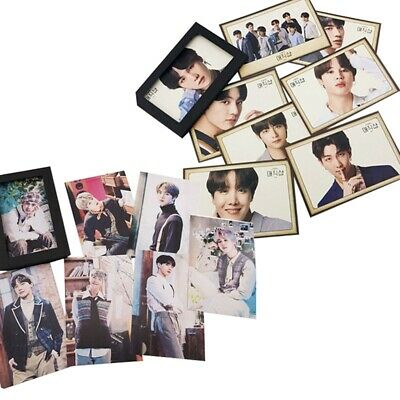 2019 BTS 5th Muster Photocards Bangtan Boys Postcards Posters Lomo Cards 7/8PCS