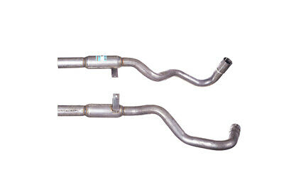 Fits Nissan Terrano MK2 3.0 Di 4WD Genuine EEC Front Exhaust Pipe