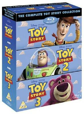 The Complete Toy Story Collection 1-3 | Blu-Ray