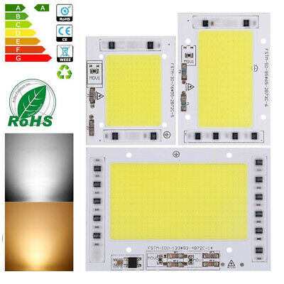 50W 100W 200W LED COB Chip Input Integrated Smart IC Driver For Floodlight 220V