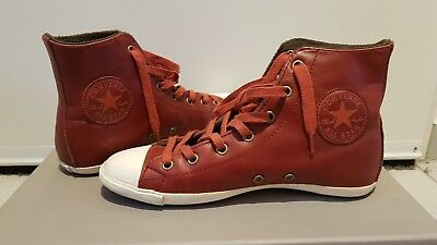 CONVERSE CHUCKS in weinrot Gr.39 Top Zustand EUR 19,90