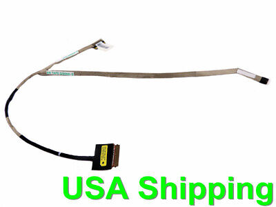 LCD LVDS Video EDP Cable For MSI APACHE PRO GE62 6QF-001US MS-16J4 30PIN GTUS Computers/Tablets & Networking