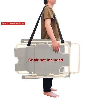 Wingkind Adjustable Beach Chair Carry Strap, Folding Chair Shoulder Strap For Be