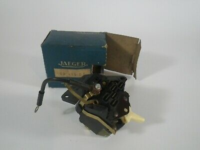 Commodo JAEGER RENAULT R4, ancien model vintage
