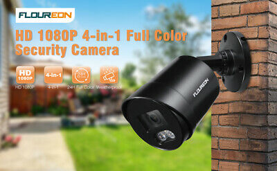 FLOUREON 1080P HD H.264 Wifi 2.0 Megapixel Wireless CCTV Sécurité Caméra IP
