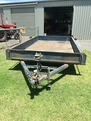 Towpac tandem trailer 12Ft X 6 6 in