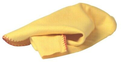 Standard Yellow Cotton Dusters Cleaning Polishing BuffCloths Pack Of 20 Cleaning