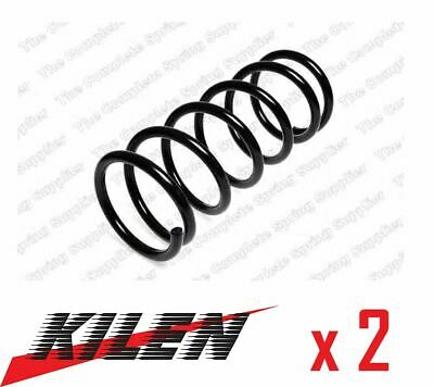 CITROEN C3 2002 ONWARDS GS7047F BAGGED PAIR NEW CD FRONT COIL SPRINGS
