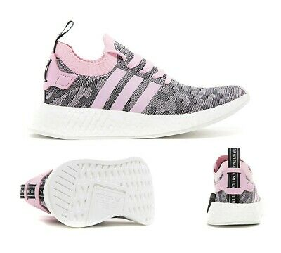 WOMENS ADIDAS NMD XR1 Trainers BurgundyTrace Pink (SF33