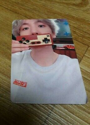 EXO Baekhyun 1st solo album City Lights Official photocard Photo Card ver. 2