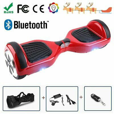 Hoverboard Bluetooth Smart Balance Monopattino Elettrico Pedana Scooter It Stock