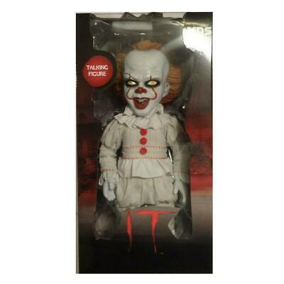 IT: Pennywise the Dancing Clown Talking Figure Mezco Toyz Designer Series CHOP