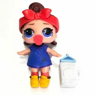 Napping LOL Surprise Dolls can do baby big sis Confetti Pop Series 3 Ultra Rare