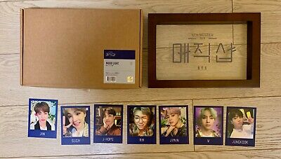 (SALE) BTS 5TH MUSTER OFFICIAL MOOD LIGHT PHOTO CARD Photocard Select member