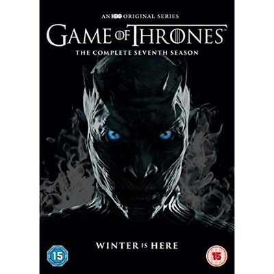 Game of Thrones The Complete Seventh Season (DVD,2017) watched once
