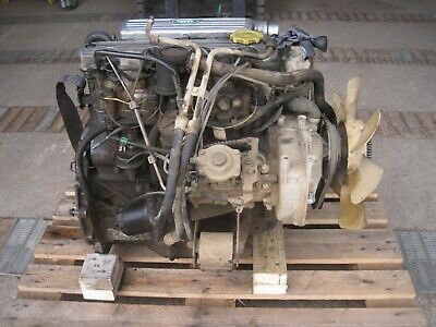Land Rover 200 Tdi Engine Assembly - Discovery