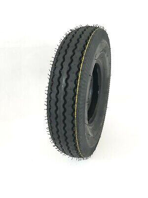 Sosoon (8Ply) Trailer Tyre 400-8 4.00-8 400x8 4.80/4.00-8 Tube Tyre -High Speed