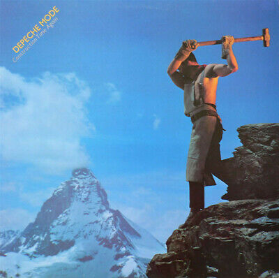 Depeche Mode ‎– Construction Time Again Label: Mute ‎– STUMM 13