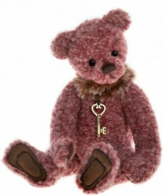 SPECIAL OFFER! 2017 Charlie Bears AUDREY (Brand New Stock!) RRP £38