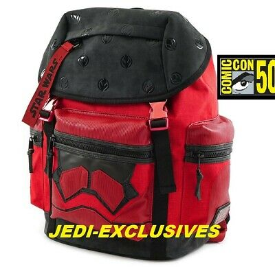 2019 SDCC Star wars Sith Trooper Rise of Skywalker Backpack Loungefly