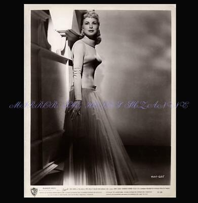 Vintage 1955 Janet Leigh Sexy Busty Beauty Costume Fashions Psycho Star Photo