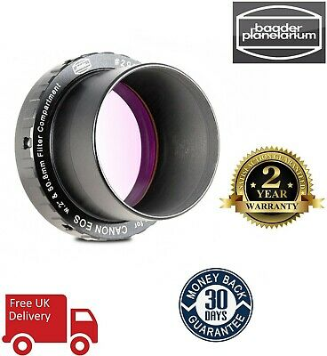"""Baader Zero-Tolerance Protective Canon DSLR T-Ring T-2/M48 And 2"""""""