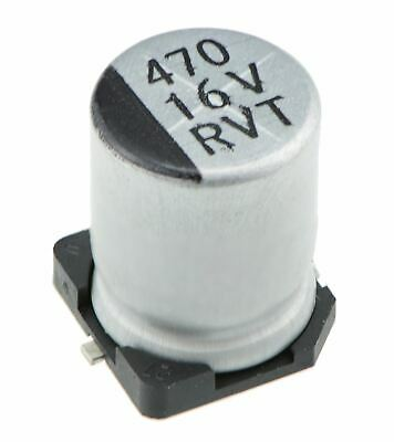 Capacitors 4.7MFD@50VOLT  105 ºC Radial  Pack of 10ea *SHIPS FROM USA*