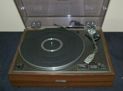 VINTAGE PIONEER TURNTABLE PL-12D - Record Player - $113 74 | PicClick