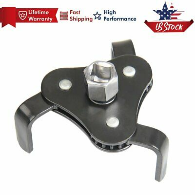 Universal Two Way Oil Filter Wrench Removal Tool Fully Adjustable Spanner Remo