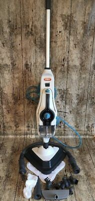 Vax Combi Upright And Handheld Steam Cleaner Fully Working Complete With All Acc
