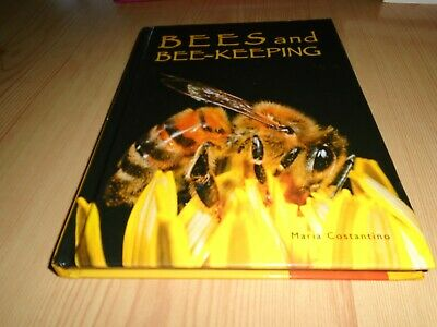 Beekeeping Book -  Bees, Equipment, Hives, Frames, Techniques, Making Honey, Etc