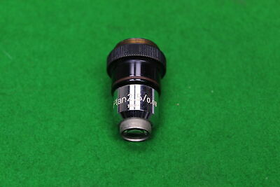 Carl Zeiss Microscope Objective Plan 2.5/0.08 160/- in Case