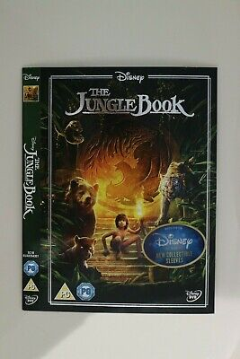The Jungle Book DVD O Ring Slip Sleeve Collectable SLEEVE ONLY Disney