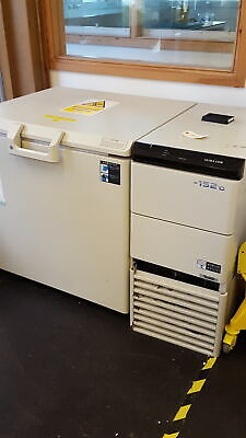 Sanyo MDF-594 Ultra Low Temperature -120 Chest Freezer Faulty Spares / Repair
