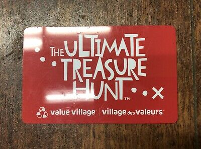 Value Village Gift Card - $50 Mail Delivery