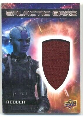 2017 Upper Deck Guardians of the Galaxy- Relic- Single- Nebula- SM-21