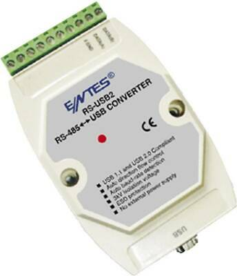Convertitore Bus Rs-485 Usb Entes Rs-Usb2 12 V/Dc 24 V/Dc Componentistica (526)