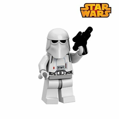 Mini figurine personnage Star Wars Storm Trooper + Arme