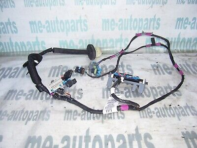2002 cadillac deville oem right side passenger door wire wiring harness  25721489