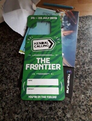 Kendal Calling Live In Vehicle Ticket 2019
