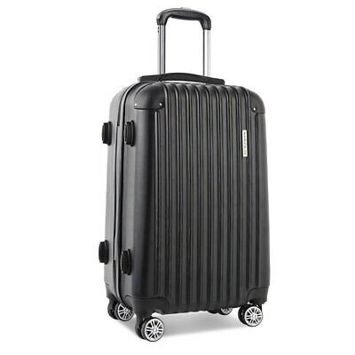 "Wanderlite 28"" Luggage Suitcase Trolley TSA Travel Hard Case Lightweight"