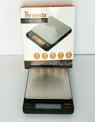 Brewista Smart Scale II OPEN BOX BSSRB2 Silicone pad missing from box