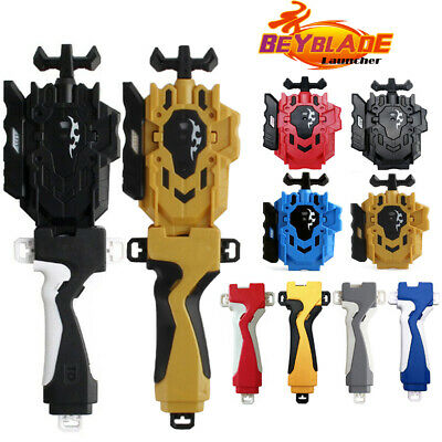Beyblade Burst L-R String Launcher / Beylauncher with Grip Set Kids Fighting Toy