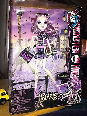 2012 Monster High Scaris City of Frights Catrine DeMew Doll