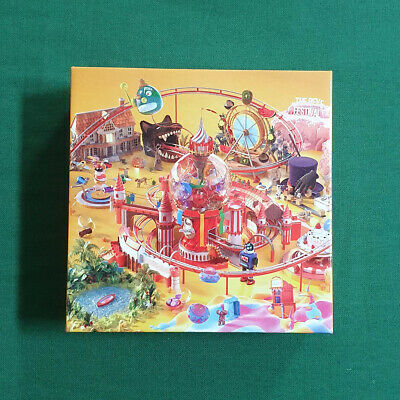 [Pre-Owned/No Photocard] Red Velvet 6th Mini The ReVe Festival Day 1 Kihno Album